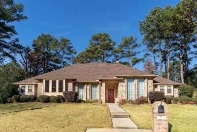 Longview TX Single Family Home For Sale: $325,000