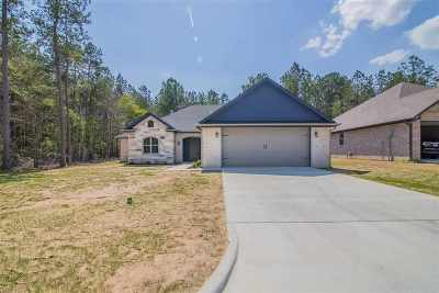 Hallsville Single Family Home For Sale: 116 Decoy Ln