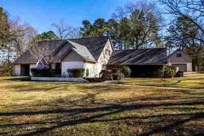 Longview Single Family Home For Sale: 3018 Dumas