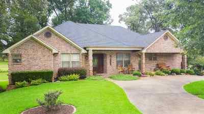 Longview Single Family Home For Sale: 3718 Ben Hogan Drive