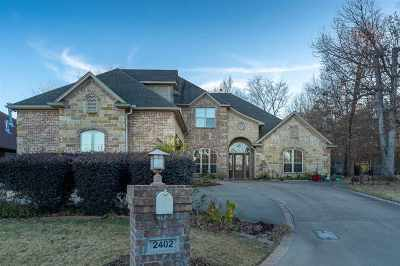 Single Family Home For Sale: 2402 Shadow Creek