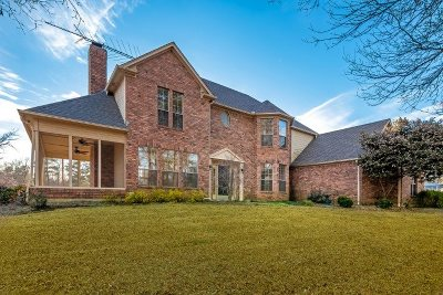 Longview Single Family Home For Sale: 220 Lavender Ln