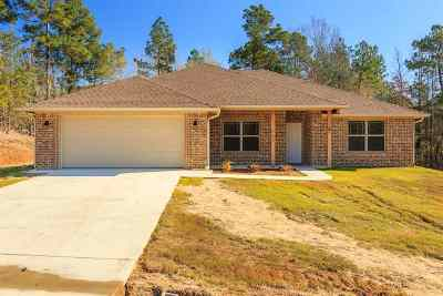 Kilgore Single Family Home For Sale: 253 Lori Lane