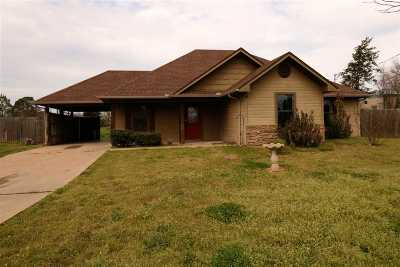 Gadewater, Gladewater, Gladewter, Gladwater Single Family Home For Sale: 10208 S Us Highway 271
