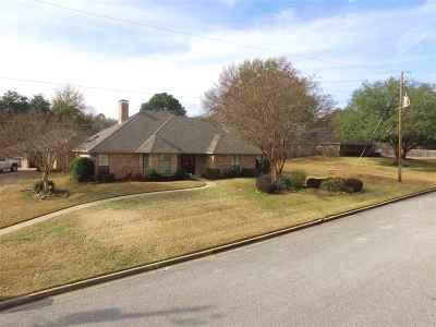 Longview Single Family Home Active, Option Period: 1704 Sha Ct