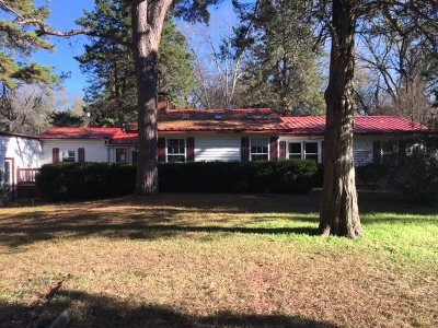 Gilmer Single Family Home For Sale: 1443 S Mimosa Rd