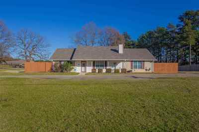Longview Single Family Home For Sale: 3707 Lansing Switch Rd