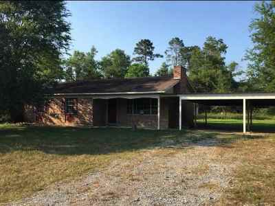 Carthage TX Single Family Home For Sale: $50,000