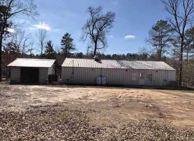 Gilmer Commercial For Sale: 4369 St Hwy 154 W