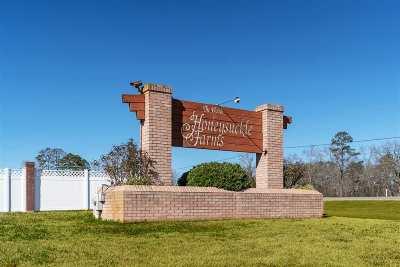 Hallsville Residential Lots & Land Active, Option Period: Tbd Fox Glove Ln