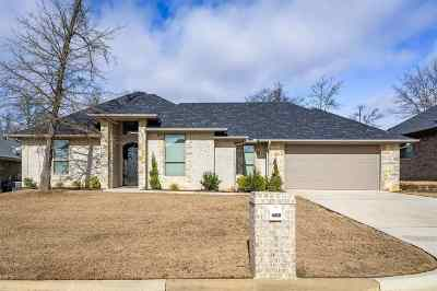 Longview Single Family Home For Sale: 2505 Oasis Drive