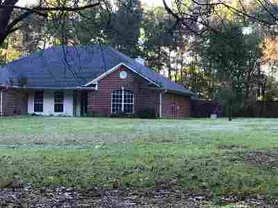 Hallsville Single Family Home For Sale: 854 Acorn Trl