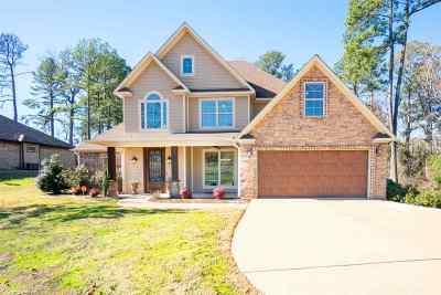 Longview Single Family Home For Sale: 3003 Bull Run Trl.