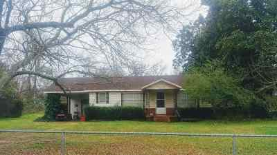 Gilmer Single Family Home For Sale: 8619 Hwy 154 W