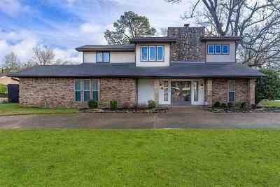 Longview Single Family Home For Sale: 15 Brownwood Place