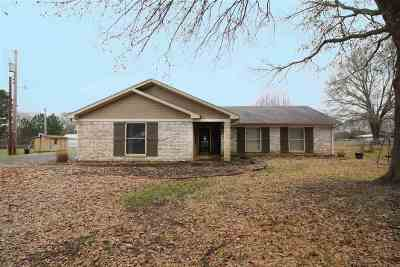 Kilgore Single Family Home Active, Option Period: 350 Hillcrest Dr