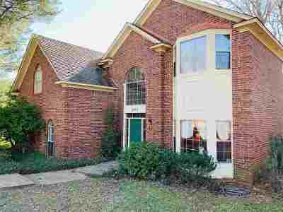 Single Family Home For Sale: 3218 Crenshaw