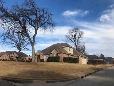 Single Family Home For Sale: 1416 Skogee Dr