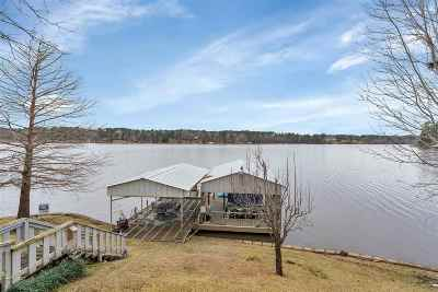 Gladewater Single Family Home Active, Option Period: 2201 Phillips Springs Rd