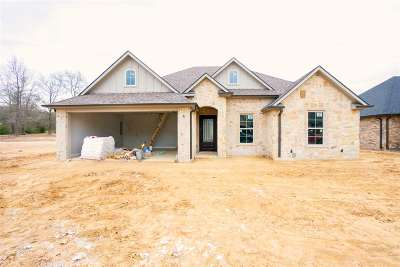 Longview Single Family Home For Sale: 118 Blaine Trl