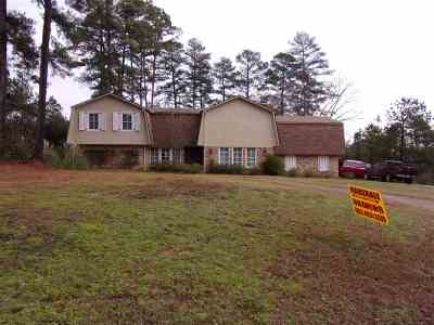 Marshall Single Family Home For Sale: 2000 Fairway Ln