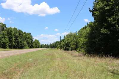 Hallsville Residential Lots & Land For Sale: Tbd Fm 2625 10 Ac. W. End