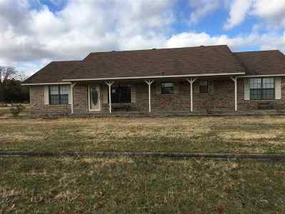 Gilmer Single Family Home For Sale: 3387 Hare Rd
