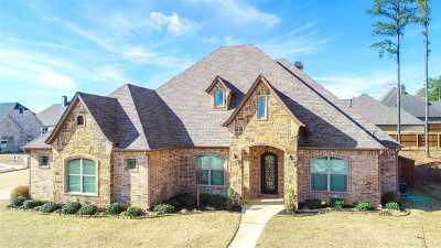 Longview Single Family Home For Sale: 3901 Hidden Hills Circle