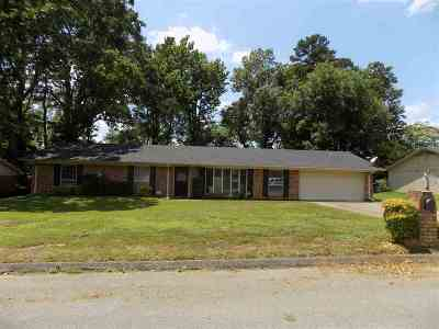 Longview Single Family Home For Sale: 2813 Sherwood Dr.