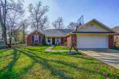 Longview Single Family Home For Sale: 113 Country Club