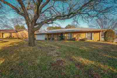Longview Single Family Home For Sale: 906 Panola Ct.