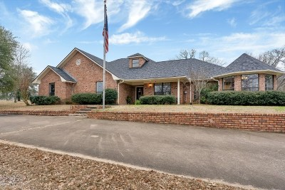 Longview Single Family Home For Sale: 705 Brookhaven