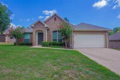 Hallsville Single Family Home For Sale: 305 Bois D'arc St