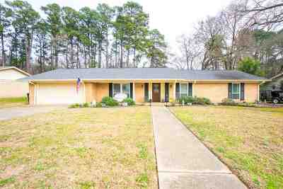Longview Single Family Home Active, Option Period: 1814 Rodden Dr.