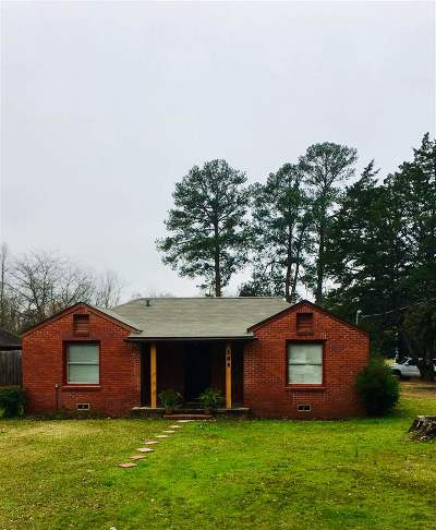 Hallsville Single Family Home For Sale: 209 N Cypress