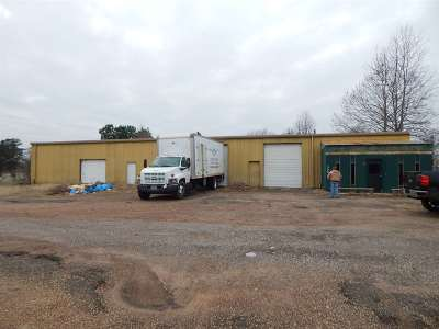Gilmer Commercial For Sale: 4220 W Us Highway 271