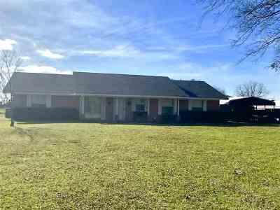Gilmer Single Family Home For Sale: 7422 Pacal