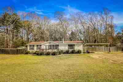 Hallsville Manufactured Home For Sale: 7662 Fm 450