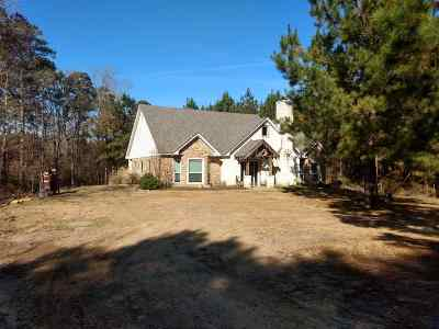 Panola County Single Family Home For Sale: 1433 County Road 425