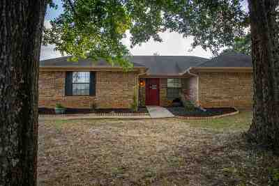 Gladewater TX Single Family Home Active, Cont Upon Loan Ap: $145,000