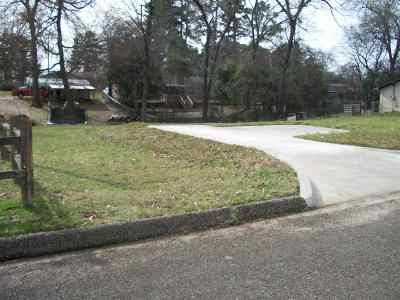 Gladewater Residential Lots & Land For Sale: 2101 E Harold