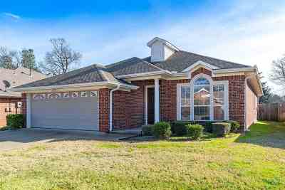 Longview TX Single Family Home For Sale: $198,500