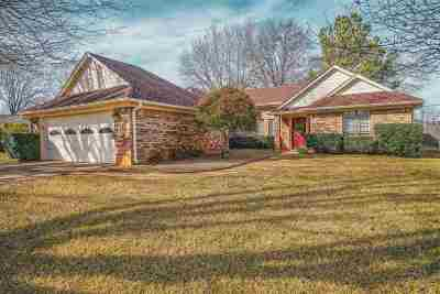 Longview TX Single Family Home For Sale: $190,000