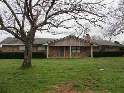 Henderson Single Family Home For Sale: 7489 W County Road 414