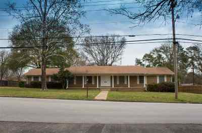 Longview TX Single Family Home For Sale: $165,000
