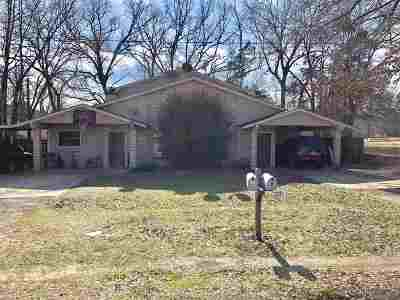 White Oak Multi Family Home For Sale: 408 A & B W. Old Hwy 80