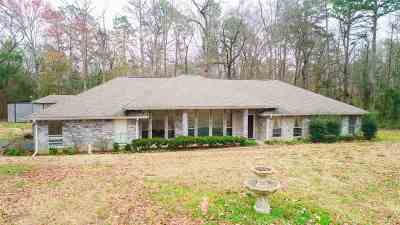 Gladewater TX Single Family Home For Sale: $199,900