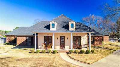 Single Family Home For Sale: 2105 McDade