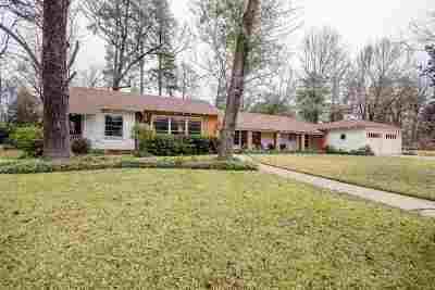 Kilgore Single Family Home For Sale: 2316 Simmons Street