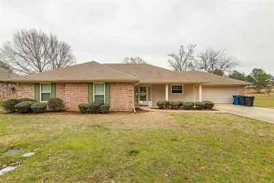 White Oak Single Family Home For Sale: 808 Fleetwood Dr